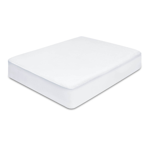 Waterproof Bamboo Mattress Protector - Double