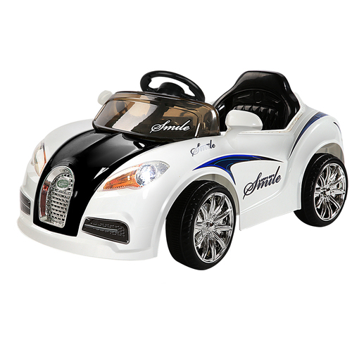 Kids Ride on Car with Remote Control White