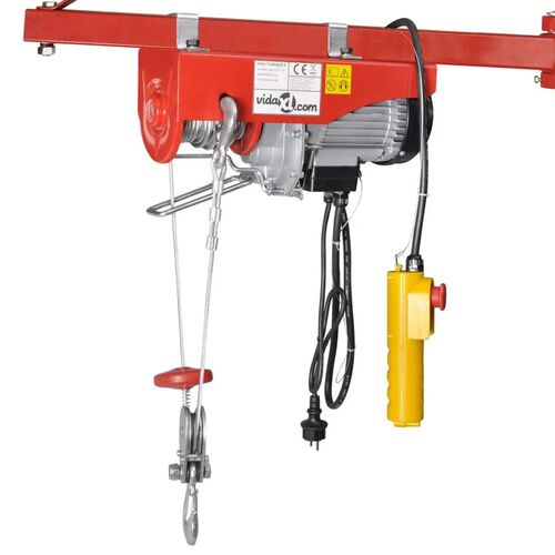 Electric Hoist 1000 W 300/600 kg