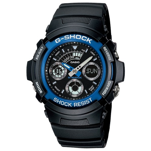 Casio G-Shock Mens Watch AW-591-2A AW-591-2ADR