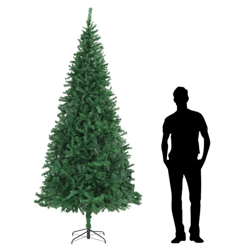 Artificial Christmas Tree 300 cm Green