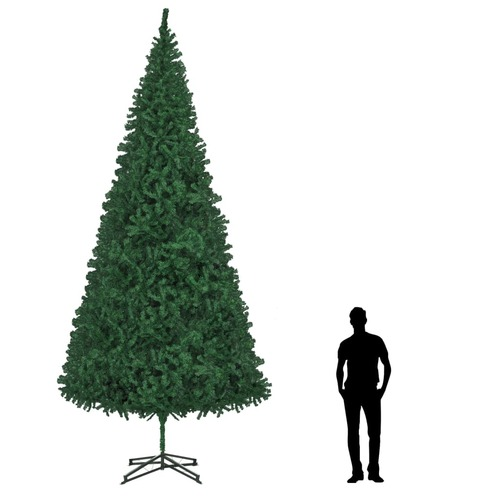 Artificial Christmas Tree 500 cm Green