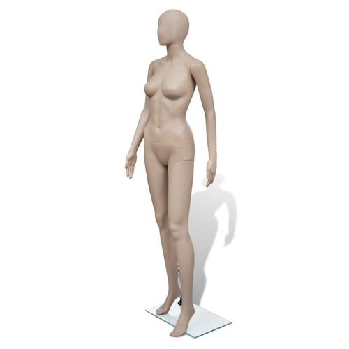 Mannequin Women Round Head