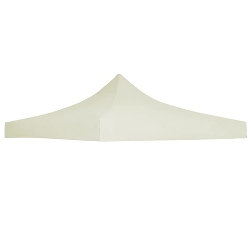 Party Tent Roof 3x3 m Cream