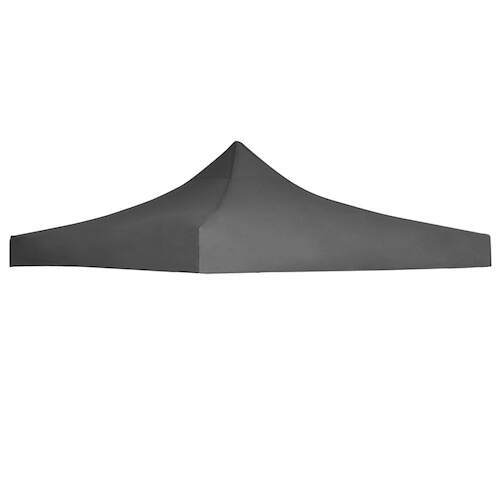Party Tent Roof 3x3 m Anthracite