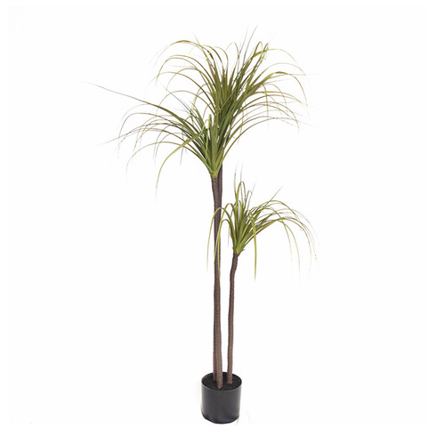 145cm Green Artificial Indoor Dragon Blood Tree Fake Plant Decorative