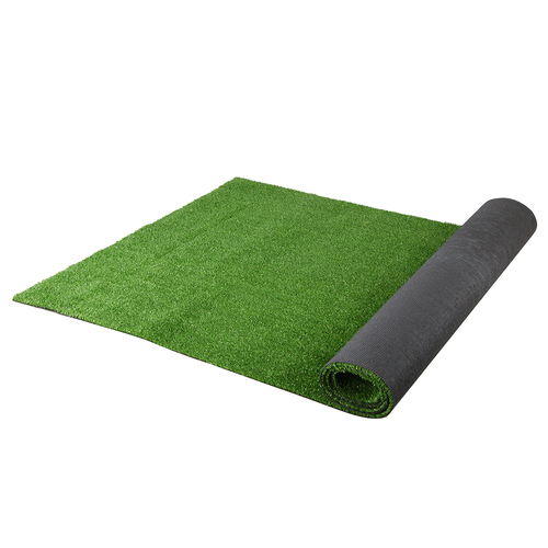 Primeturf Artificial Synthetic Grass 1 x 20m 15mm - Olive Green