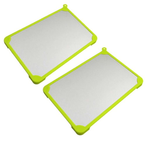 2X Kitchen Fast Defrosting Tray The Safest Way to Defrost Meat or Frozen Food