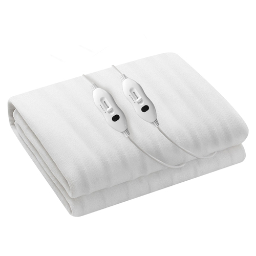 Giselle Bedding 3 Setting Fully Fitted Electric Blanket - Queen