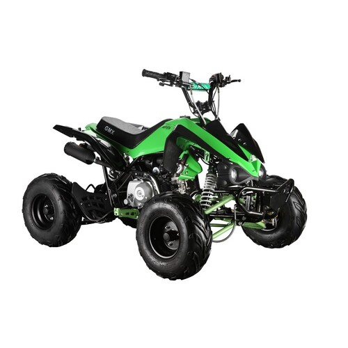 GMX 110cc The Beast Sports Quad Bike - Green