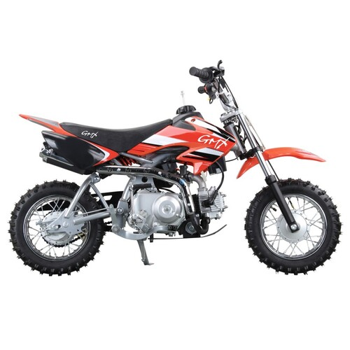GMX Moto50 50cc Dirt Bike Red
