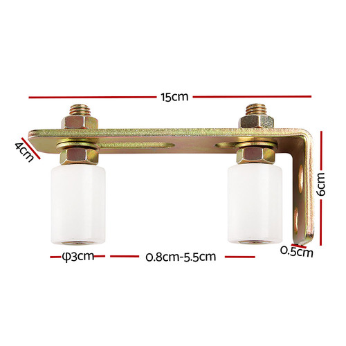 Sliding Gate Hardware Accessory Kit