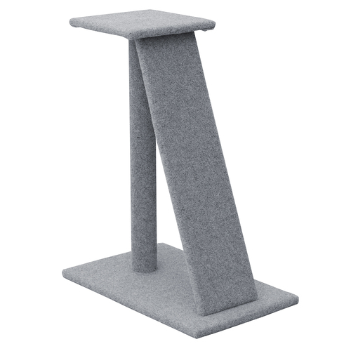 i.Pet 82cm Cat Scratching Post - Grey