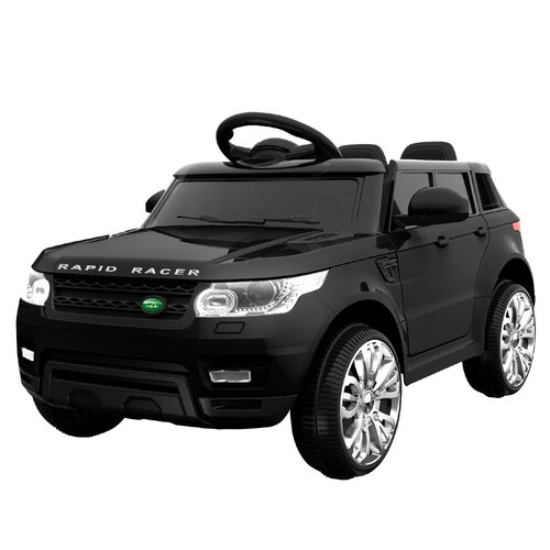 Kid's Electric Ride on Car Range Rover Coupe - Black