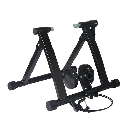 Bicycle Trainer Stand Indoor Bike Training Rack Portable Home Fitness Cycling