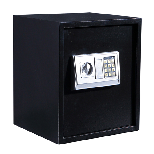 50L Electronic Safe Digital Security Box Home Office Cash Deposit Password