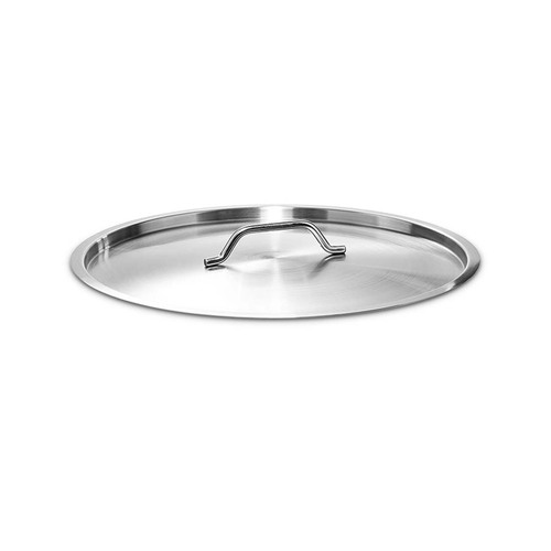 SOGA 30cm Top Grade Stockpot Lid Stainless Steel Stock pot Cover