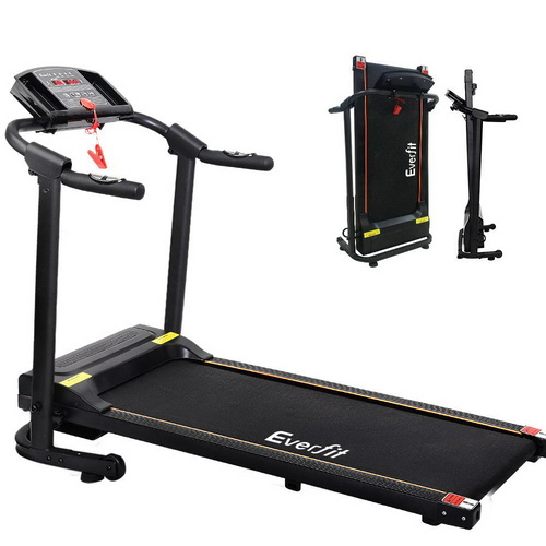 Everfit Electric Treadmill Home Gym Exercise Fitness Running Machine