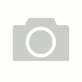 Queen Size Cotton Geometic Navy Blue Quilt Cover Set (3PCS)