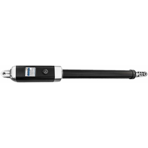 500KG 10W Solar Single Swing Auto Motor Remote Gate Opener