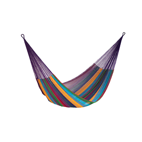 King Size Cotton Hammock in Colorina