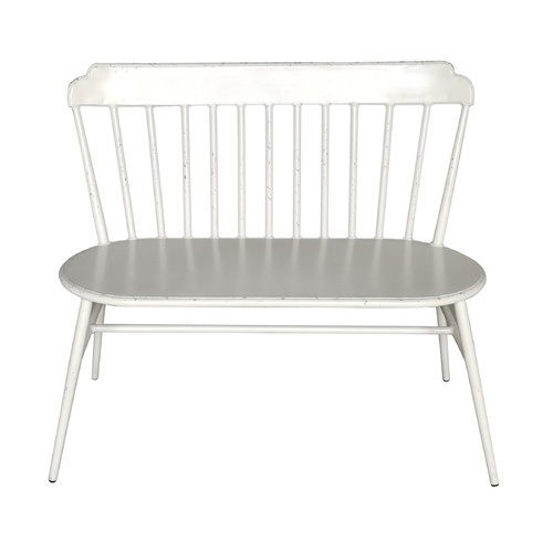 Aluminium Windsor Love Chair