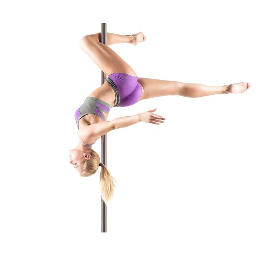Powertrain Portable Spinning Static Dance Pole