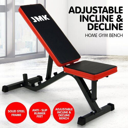Adjustable Incline Decline Home Gym Bench